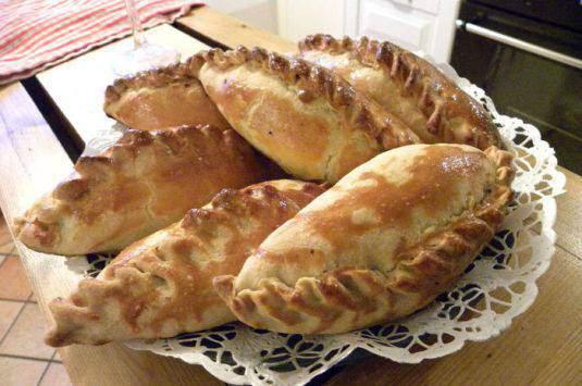 караимские пирожки с мясом и картошкой рецепт