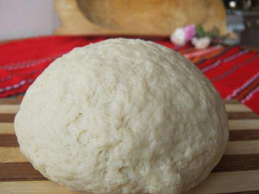 Тесто на соде для жареных пирожков