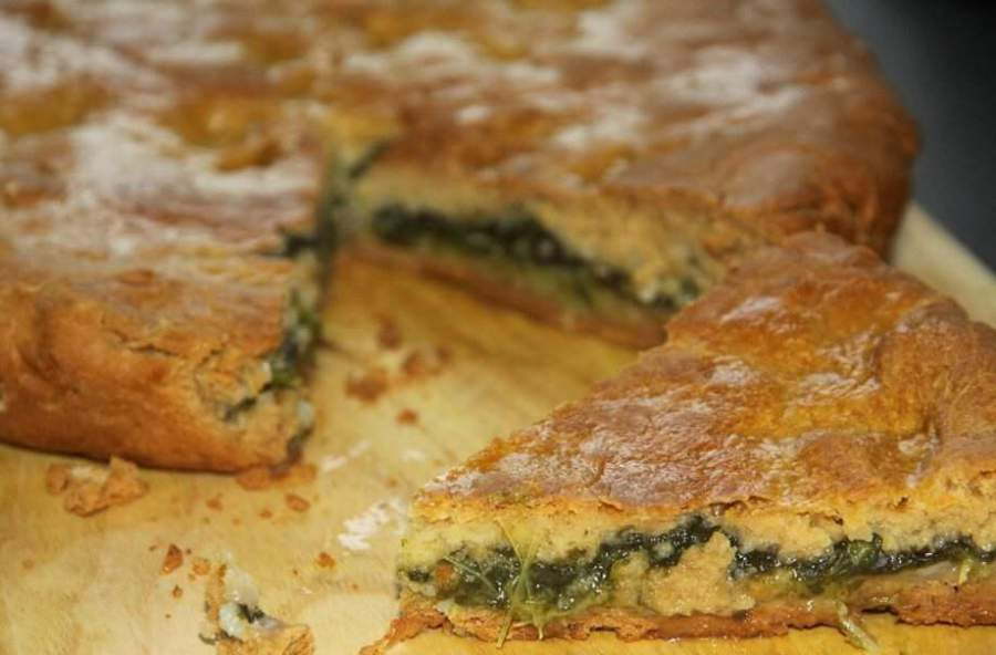 Пресное тесто рецепт для пирогов с щавелем