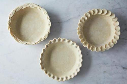 Как красиво сделать край пирога