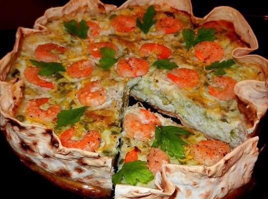 рецепты пирога с джемом или вареньем