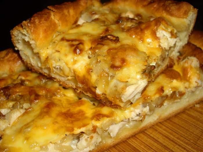 Вкусный пирог в духовке рецепты с