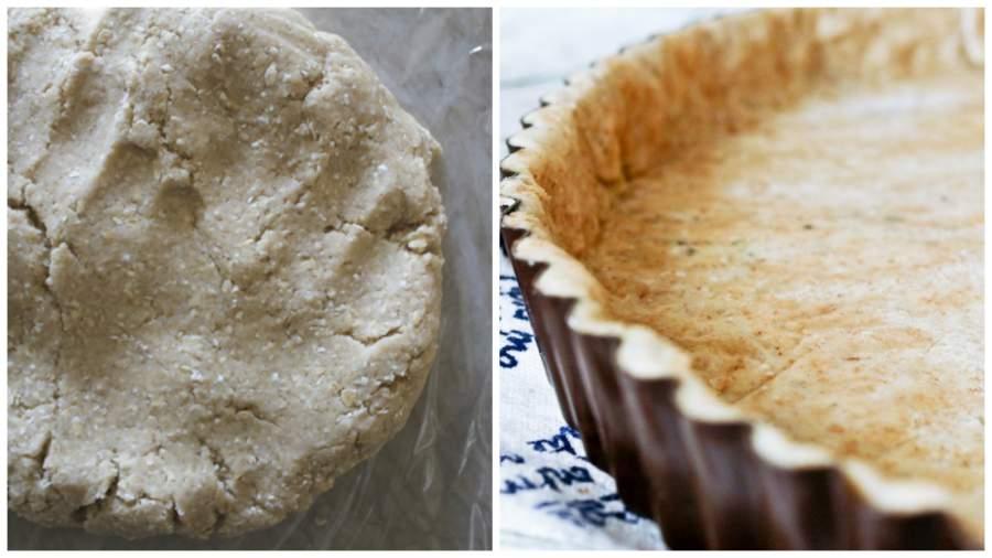 Как сделать пресное тесто на пироги 47
